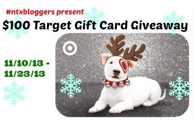 $100 Target Giveaway | Stephanie Drenka
