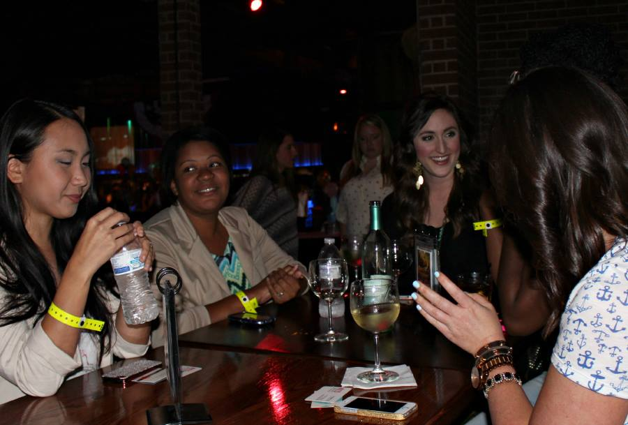 DFW Blogger Meetup at Midnight Rodeo