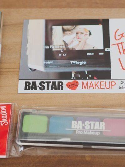 Review: BA Star Tropical Eye Shadow Palette | Stephanie Drenka