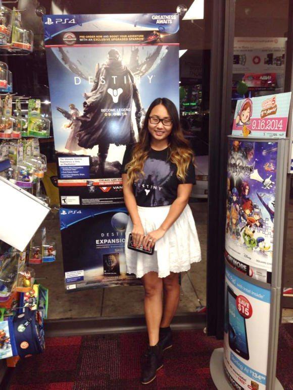 Girl Gamer Blog Destiny the Game