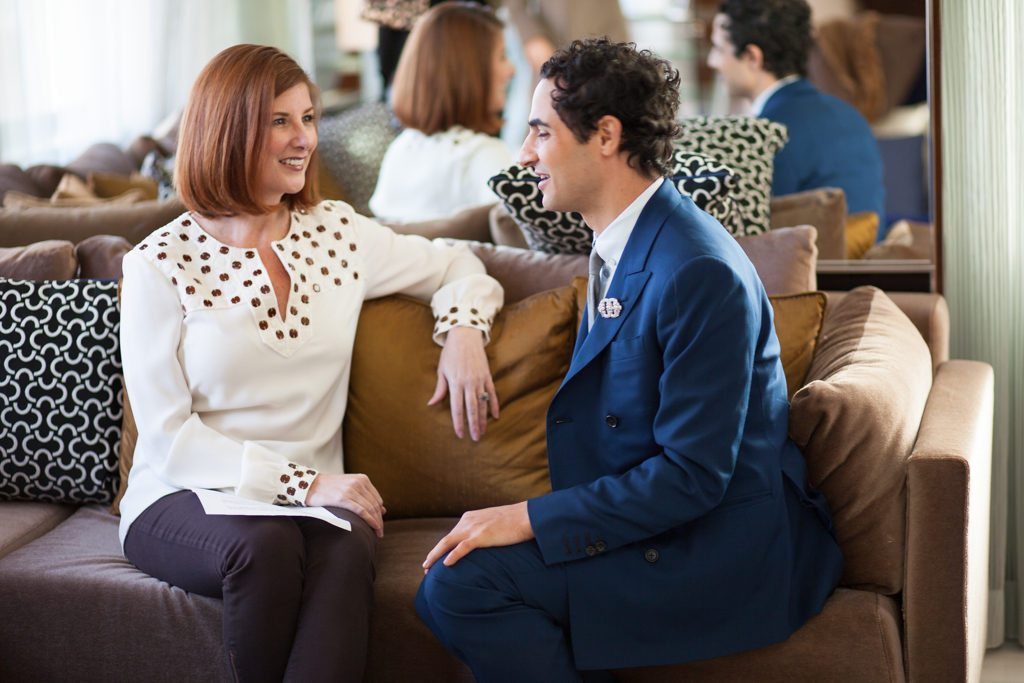 Oh So Cynthia's Interview with Zac Posen | Stephanie Drenka