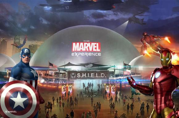 Dallas - Win Tickets to The Marvel Experience! | Stephanie Drenka