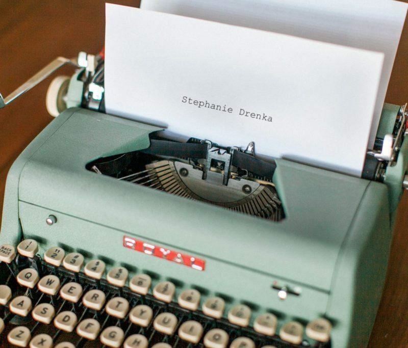 What's in a Name? | Stephanie Drenka