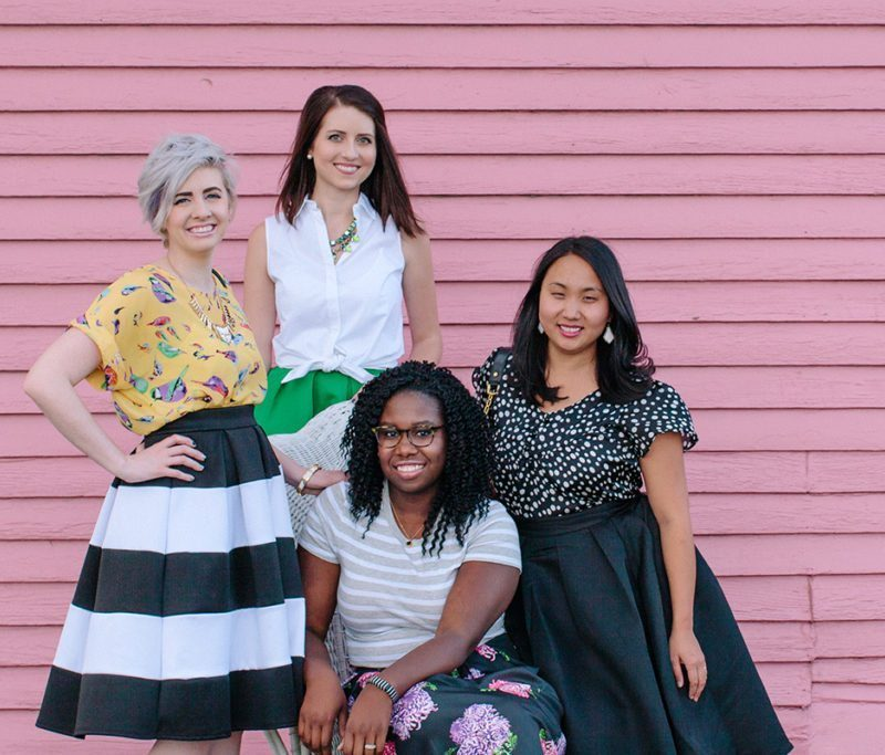 Diversity Chic: The A-Line Skirt