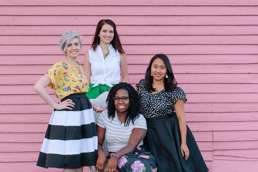 Diversity Chic: The A-Line Skirt | Stephanie Drenka