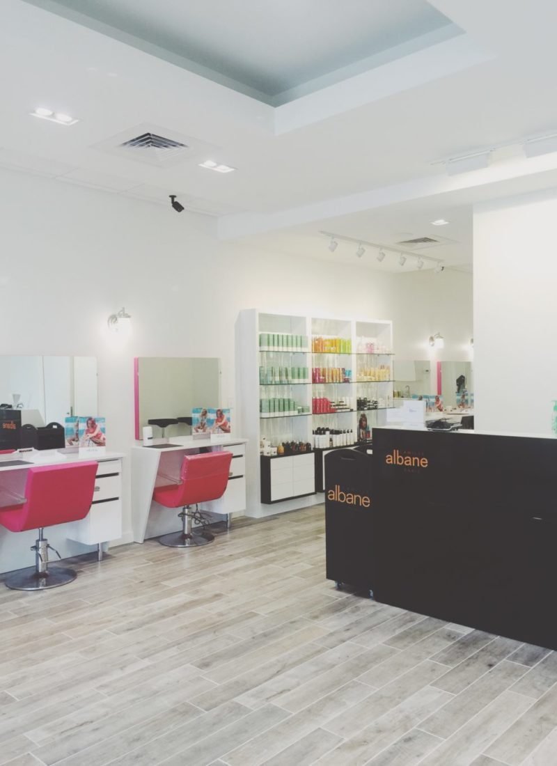 Camille Albane Upscale Hair Salon Opens in Dallas