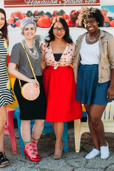 Diversity Chic: Fruitful Fashion | Stephanie Drenka