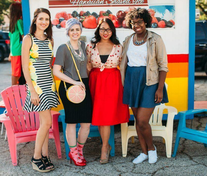 Diversity Chic: Fruitful Fashion