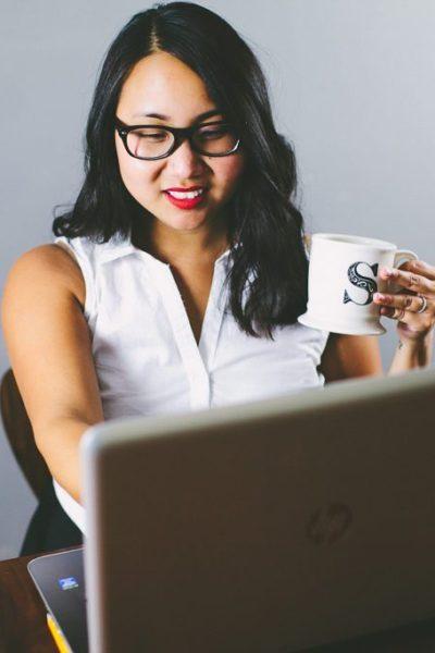 Reboot Your Routine With HP & Windows 10 | Stephanie Drenka