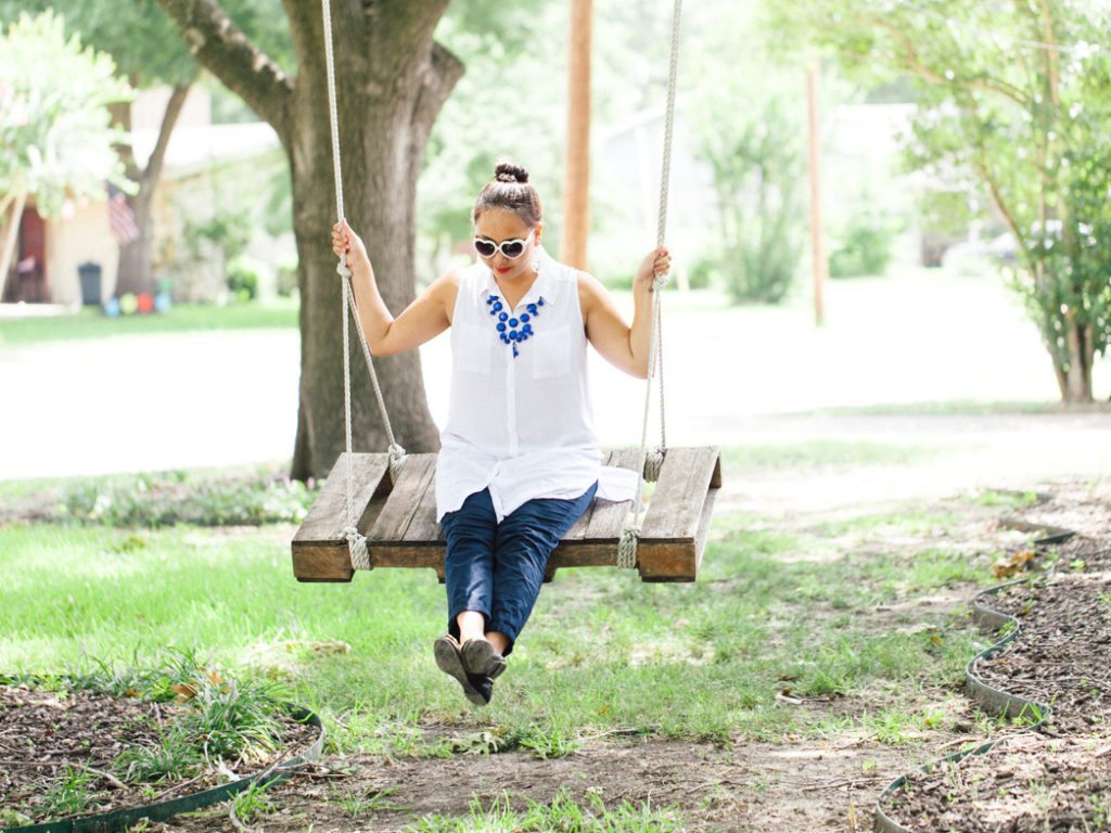 4th of July Outfit of the Day | Stephanie Drenka