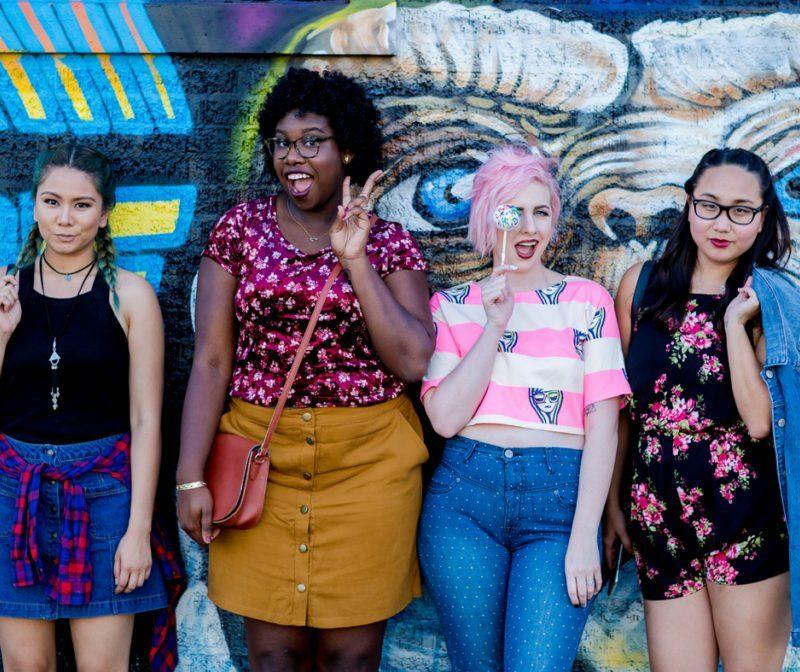 Diversity Chic: I Love the '90s