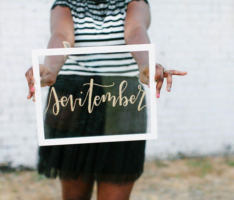 Giveaway // Happy Sevitember! | Stephanie Drenka