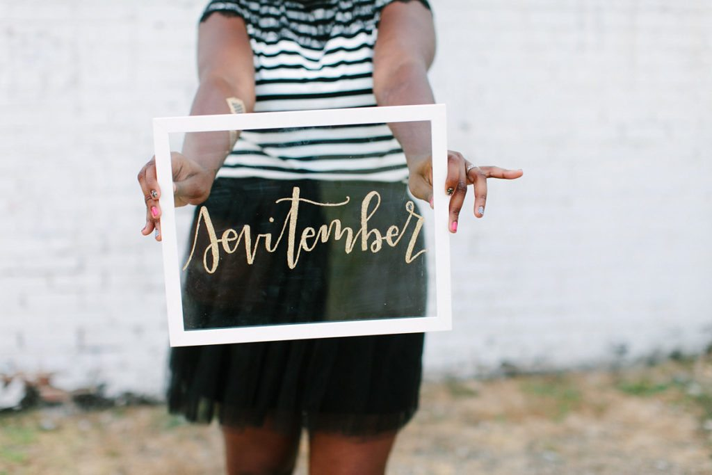 Giveaway // Happy Sevitember! | Stephanie Drenka