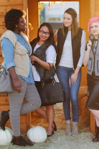 Diversity Chic: The Best In-VEST-ment | Stephanie Drenka