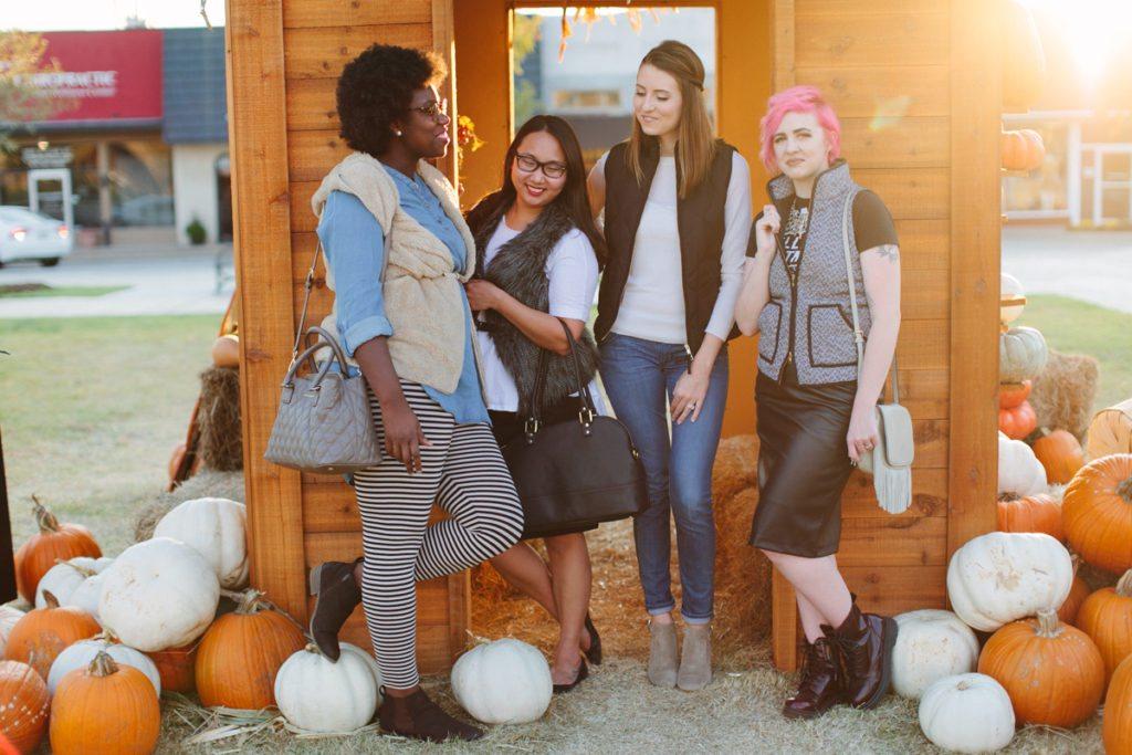 Diversity Chic: The Best In-VEST-ment | Stephanie Drenka