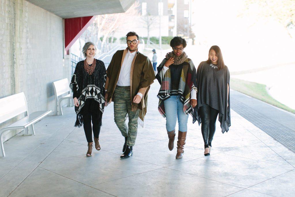 Diversity Chic: The Poncho | Stephanie Drenka