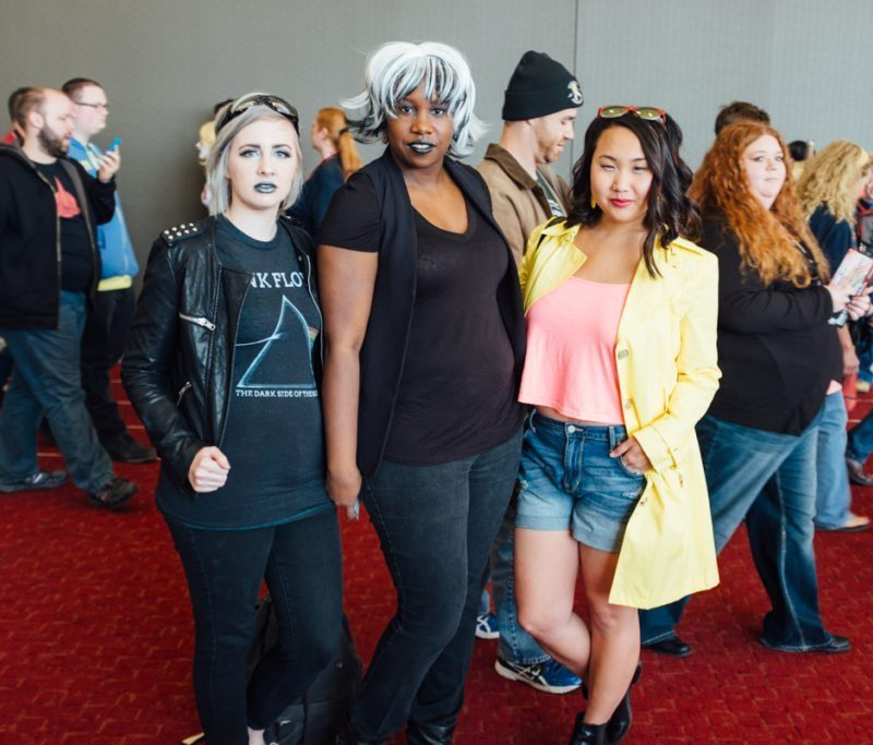 Dallas Comic Con Fan Days - Spring 2016 | Stephanie Drenka