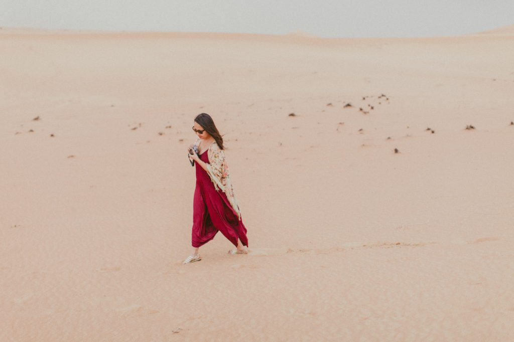 Arabian Adventures: Desert Safari | Stephanie Drenka