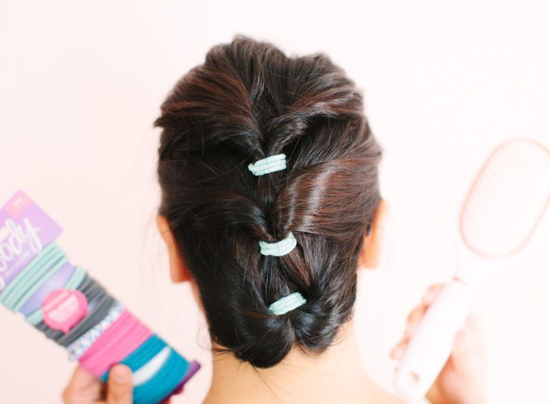 Goody x Target: The Easiest Updo EVER