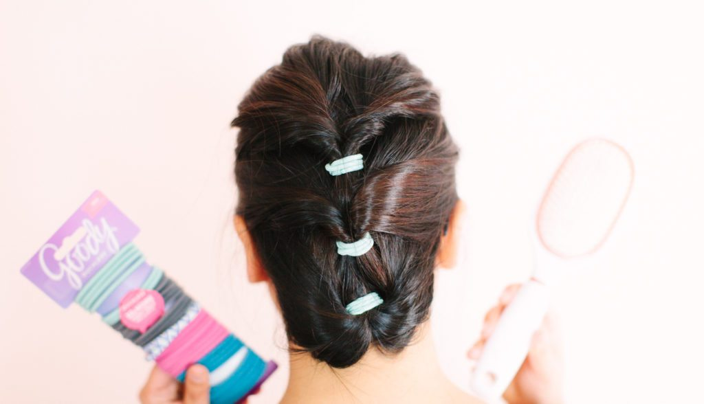Goody x Target: The Easiest Updo EVER | Stephanie Drenka