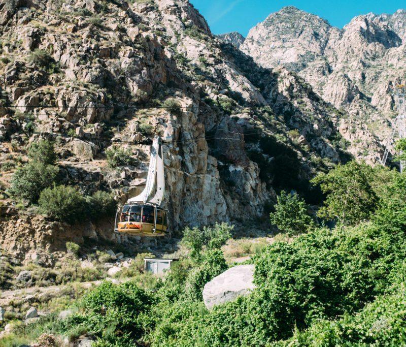 Palm Springs Aerial Tramway   Stephanie Drenka