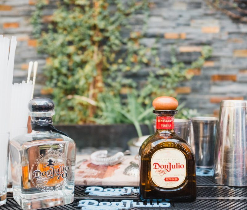 Tequila Don Julio // Farm to Shaker