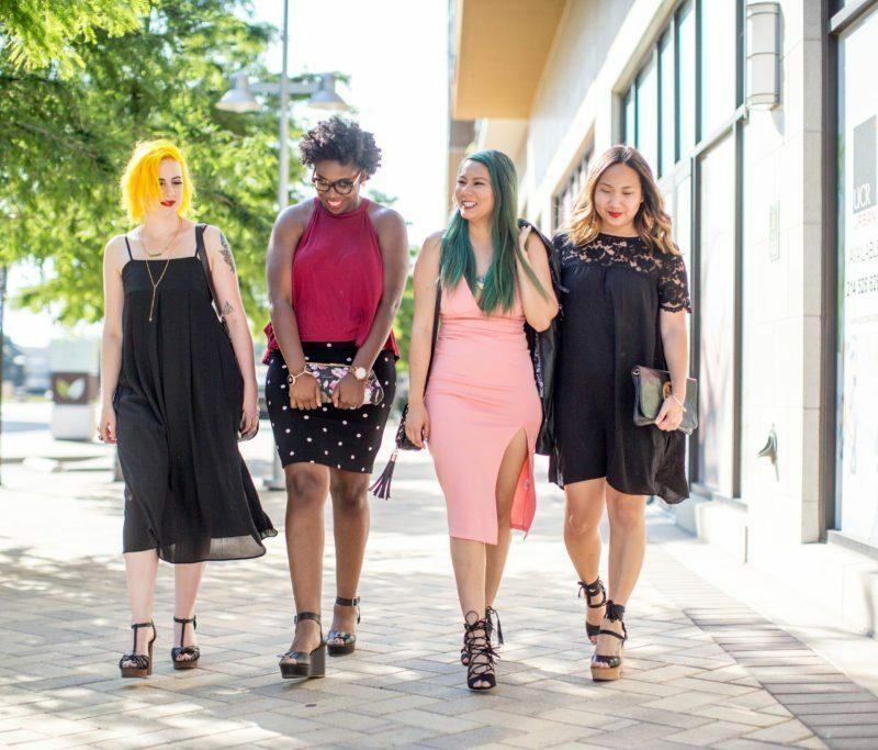 Diversity Chic: Ladies Night