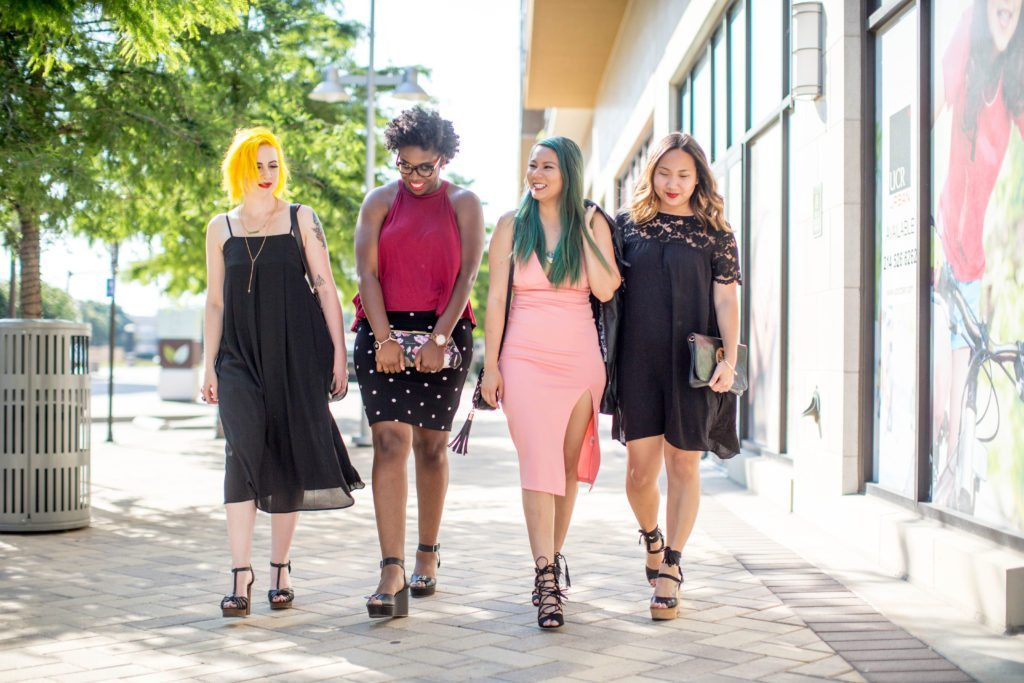Diversity Chic: Ladies Night | Stephanie Drenka