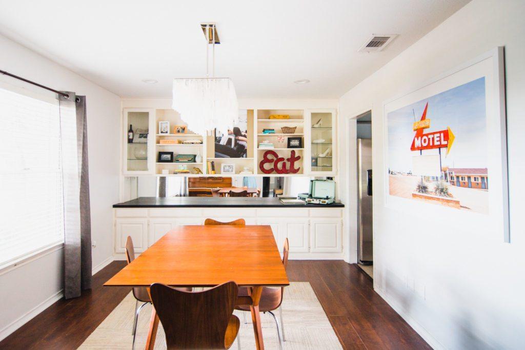 Home Sweet Home // Our Dining Room   Stephanie Drenka