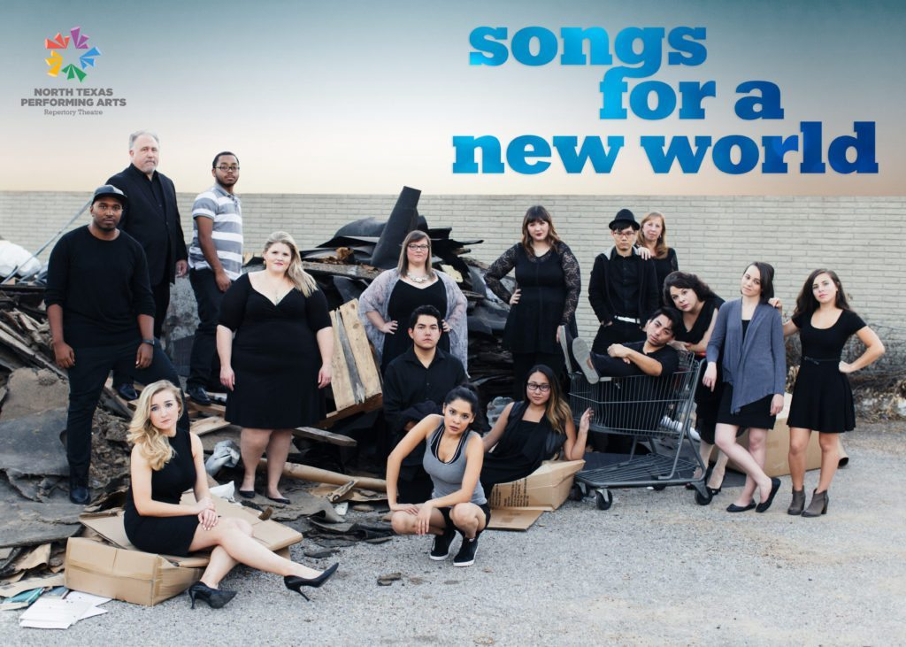 Songs for a New World | Stephanie Drenka