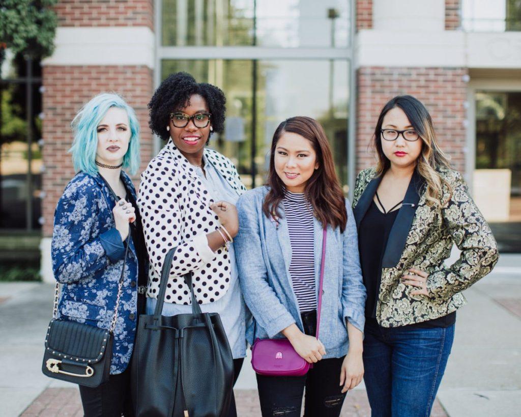 Diversity Chic // (Trail) Blazers   Stephanie Drenka