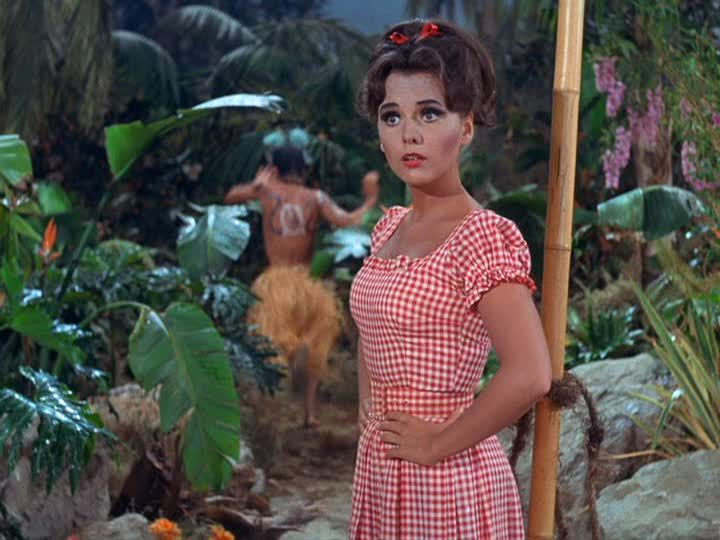 Gingham Fashion - Mary Ann from Gilligan's Island