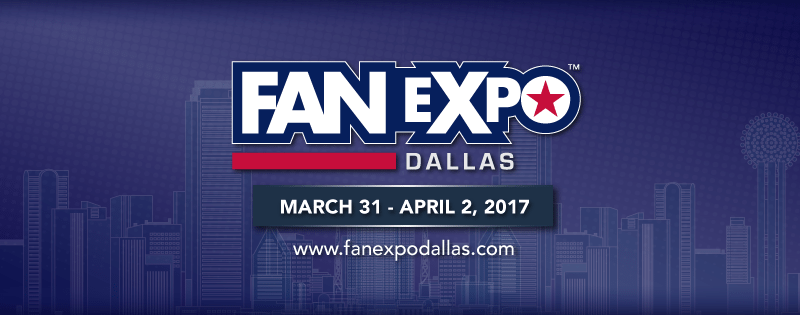 Fan Expo Dallas is Next Weekend!