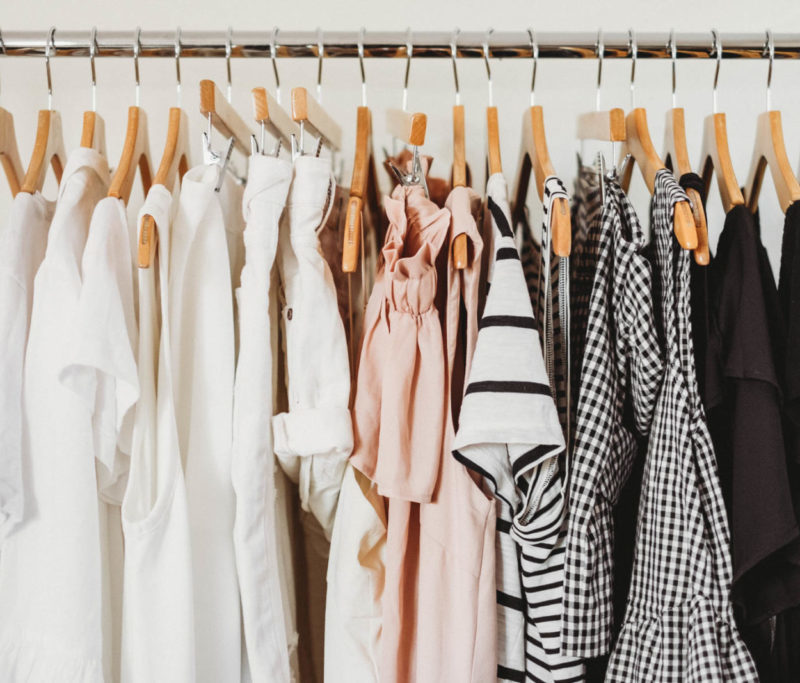 Spring/Summer Capsule Wardrobe 2017