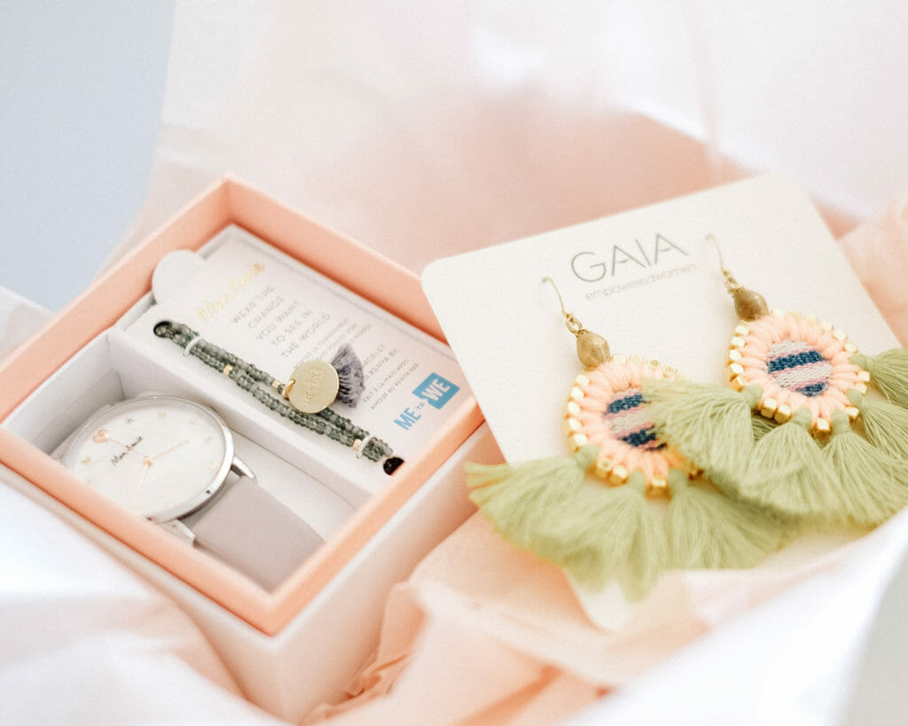 Mon Amie Watches and GAIA for Women