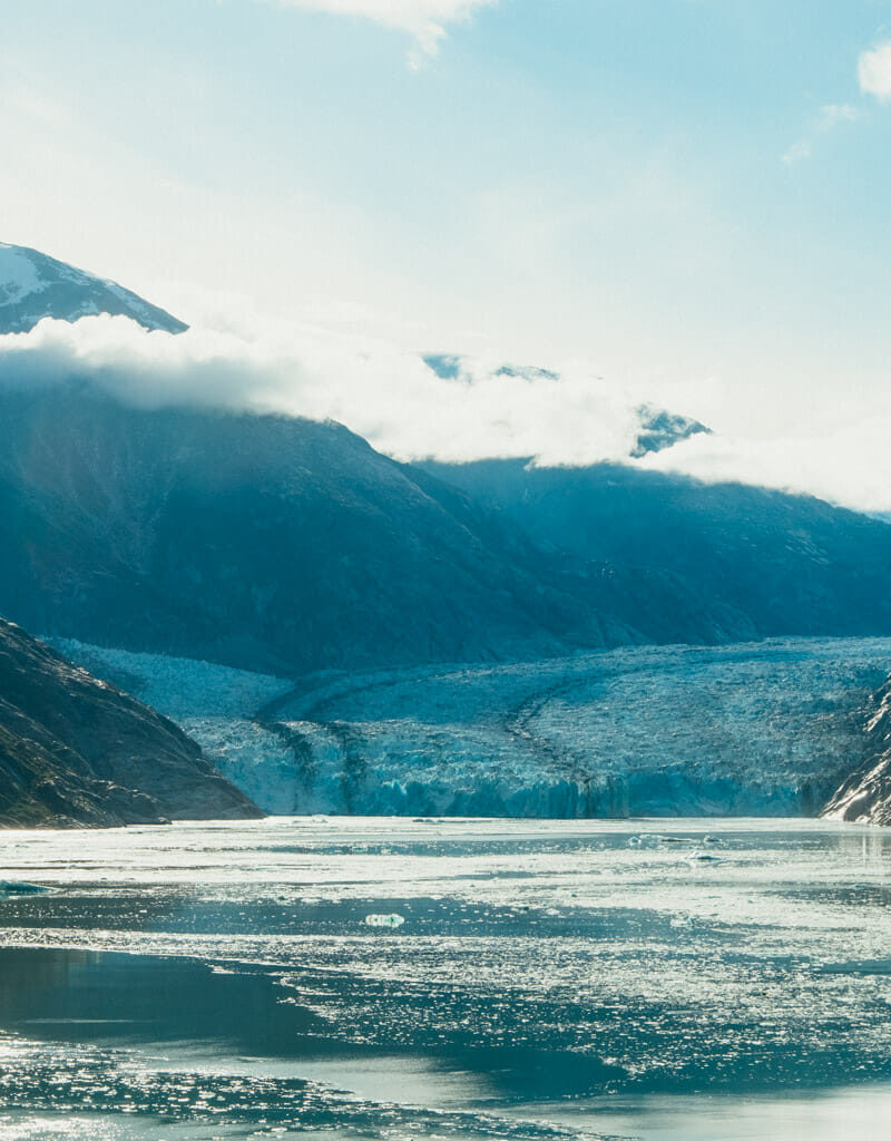 The Scenic Route: Endicott Arm & Dawes Glacier