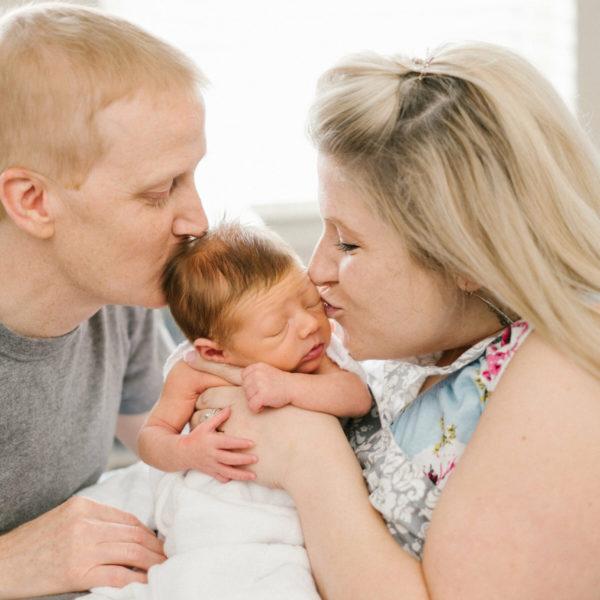Oliver's Newborn Session