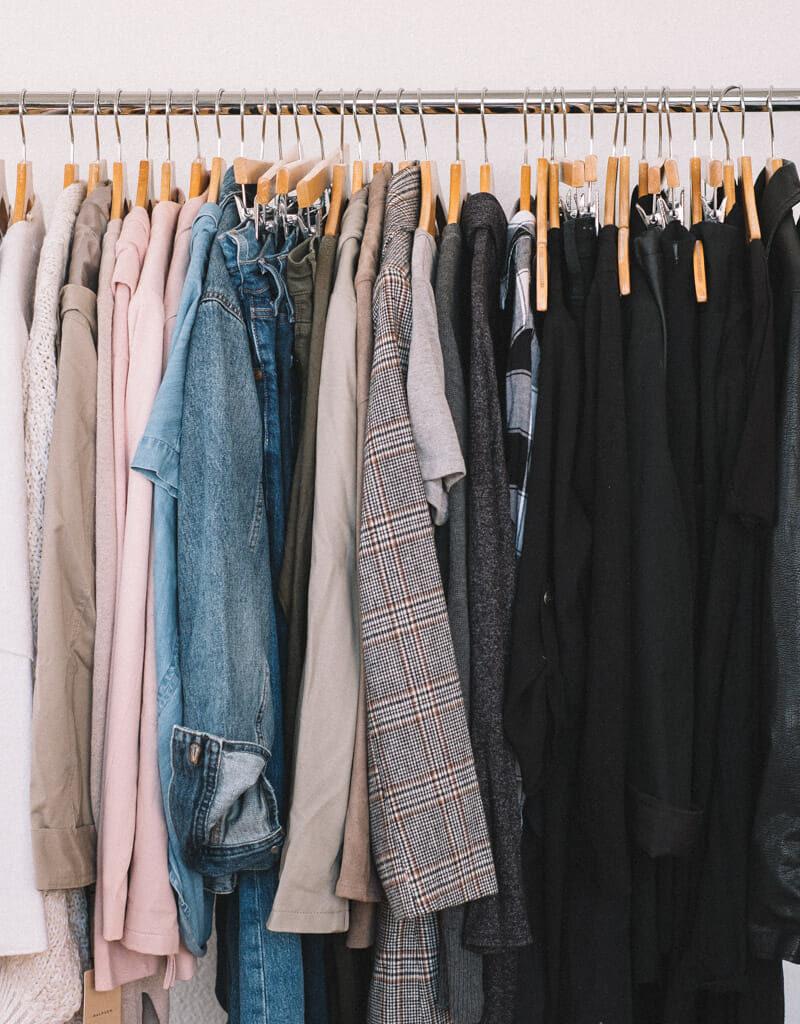 Fall Capsule Wardrobe 2018