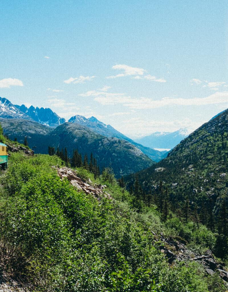 Yukon Bus & Rail Excursion in Skagway, Alaska