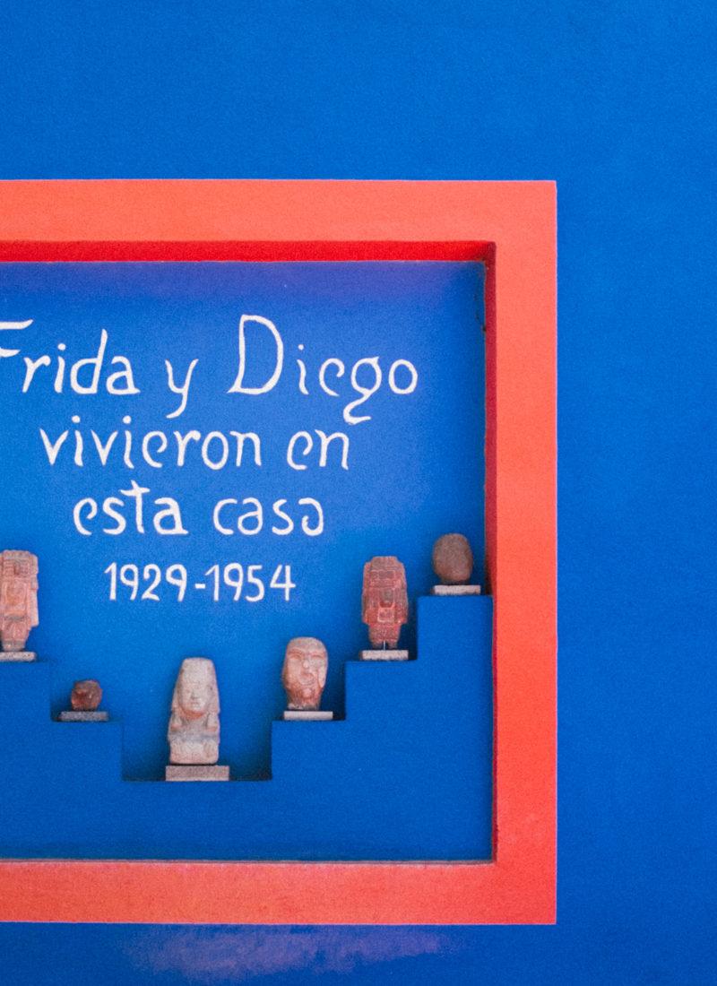 """La Casa Azul"" – Frida Kahlo's House in Mexico City"
