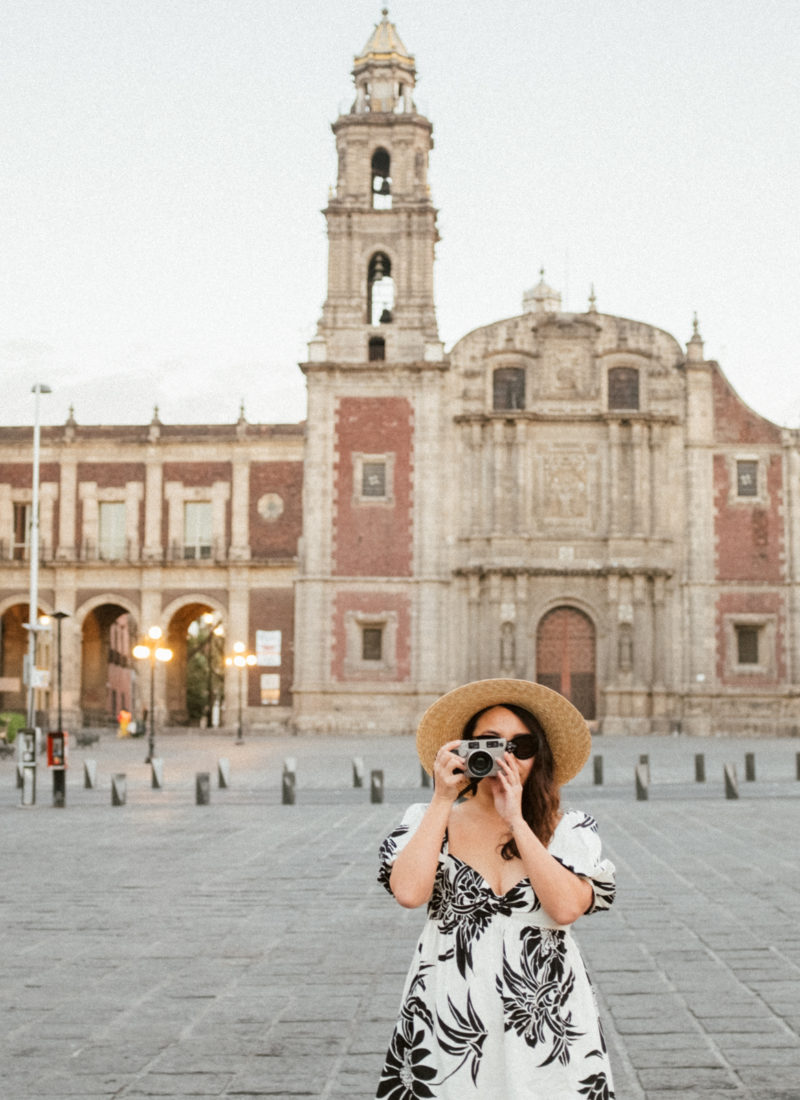 What I Wore in Mexico City