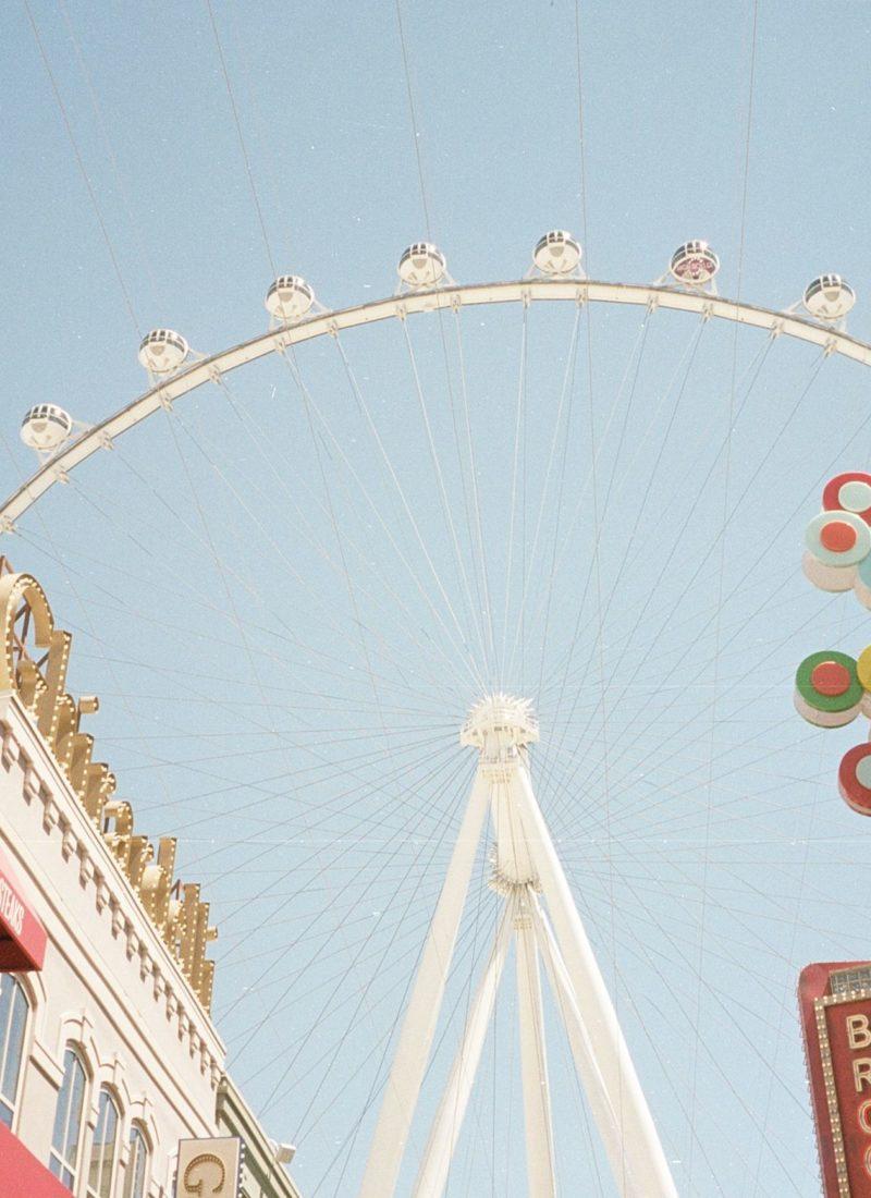 Las Vegas in 35mm