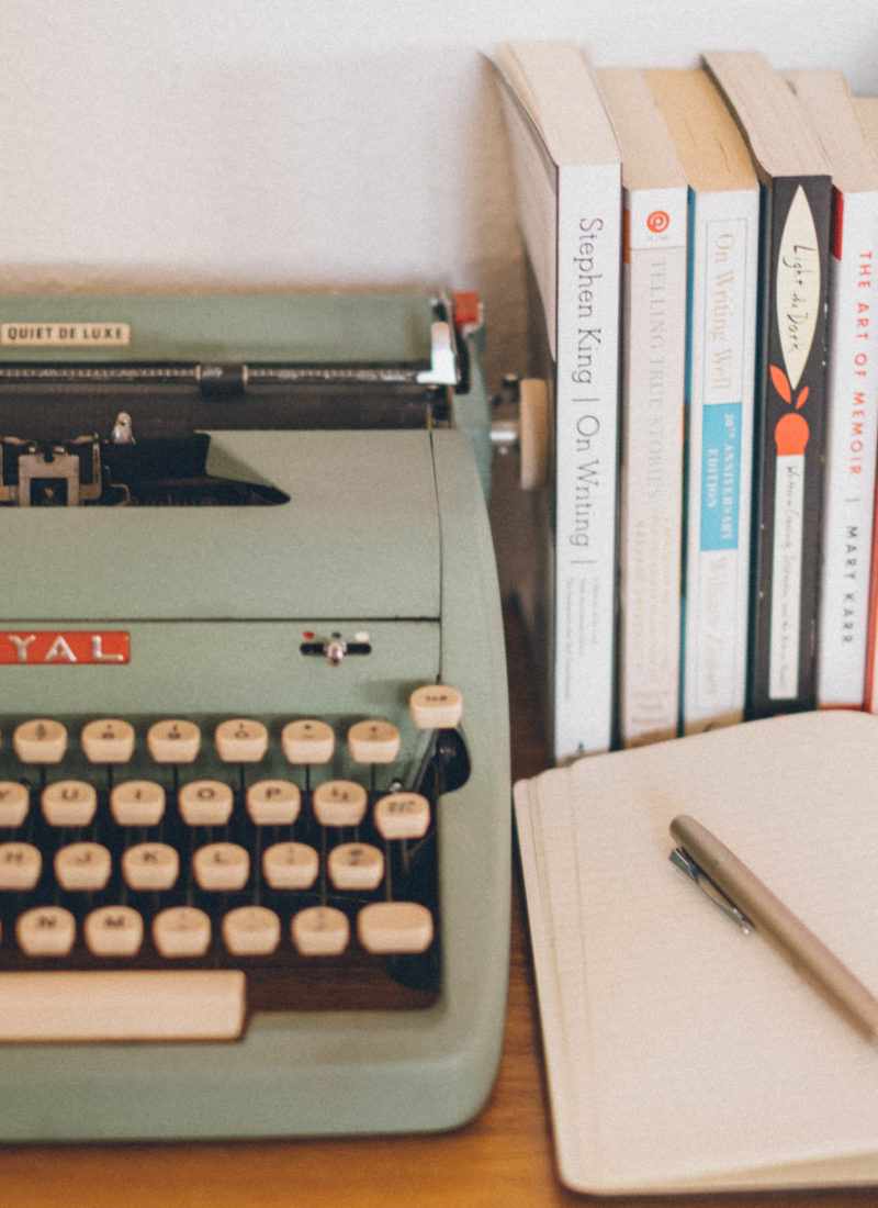 The Write Stuff: Holiday Gift Guide for (Aspiring) Authors