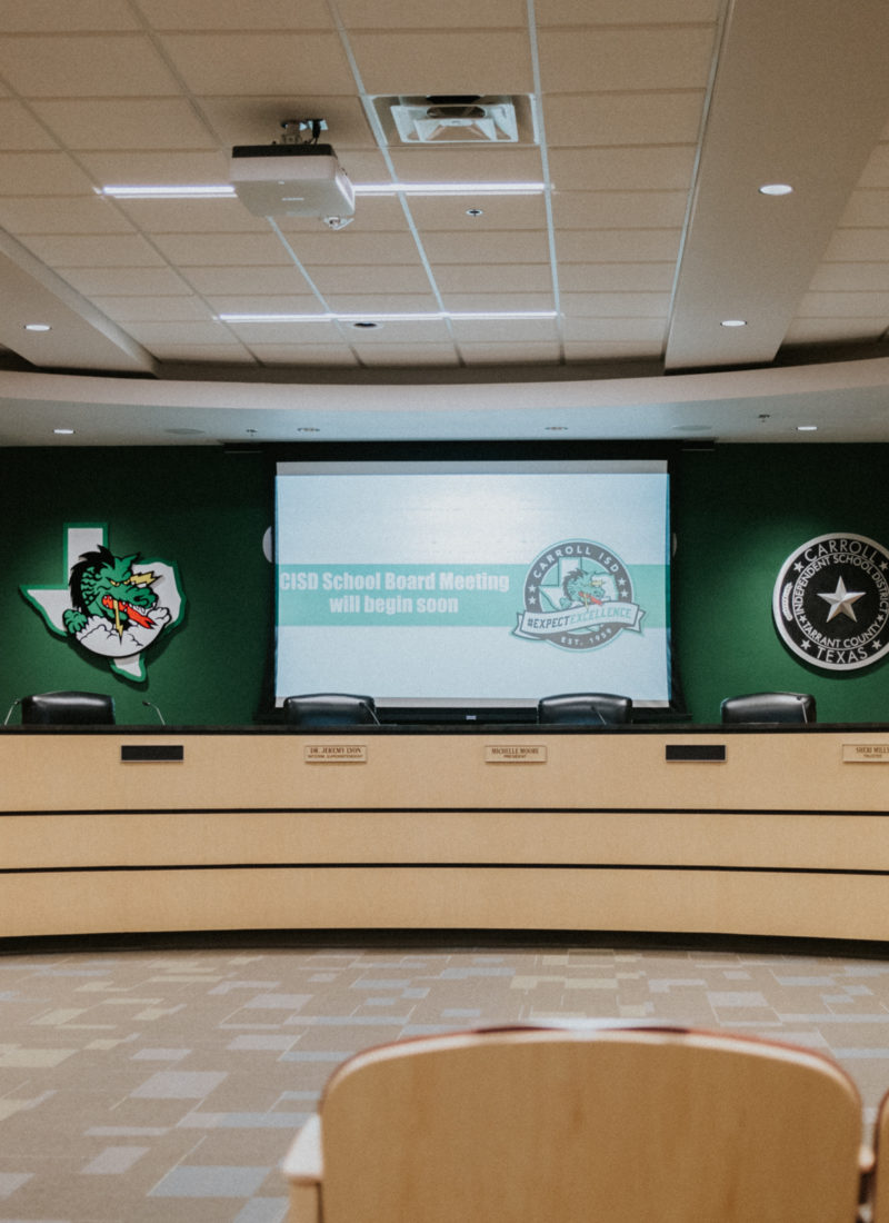 Southlake Carroll ISD: Pass The Cultural Competency Action Plan